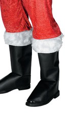 Deluxe Santa Boot Tops