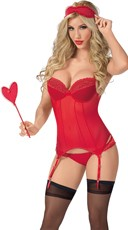 Cupid's Love War Bustier Play Set