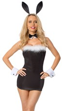 Sexy Cocktail Bunny Costume