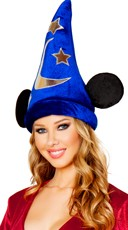 Magical Mouse Wizard Hat