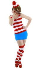 Where's Wenda Costume