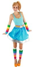 Rainbow Brite Arm and Leg Wamers