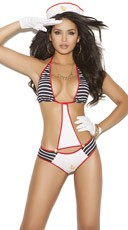 First Mate Lingerie Costume