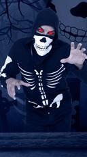 Dustin Bones Men's Costume
