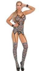 Camouflage Camisole Set
