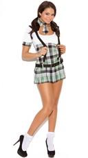 Prep School Priss Costume