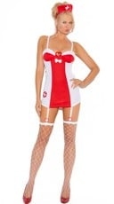 Flirty Nurse Costume