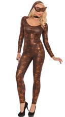 Black Widow Babe Costume