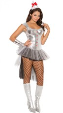 Tin Girl Costume