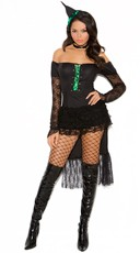 Emerald Nites Witch Costume