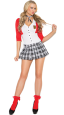 Dean's List Diva Costume