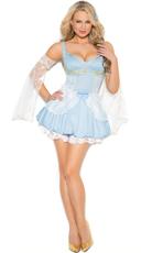 Sassy Cinder Babe Costume