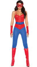 Spider Super Hero Costume