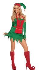 Holiday Helper Costume