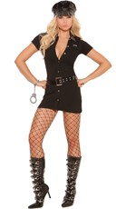 Arrest Me Officer Costume