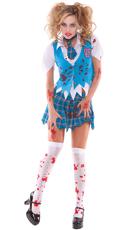 School Girl Zombie Costume