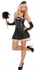 Formal Affair Maid Costume
