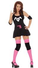 Derby Doll, Roller Derby Costume, Sexy Roller Derby Girl