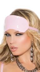 Pink Flirt Vinyl Eye Mask