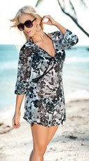 Floral Swimsuit Cover Up