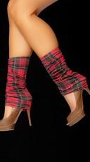 Patterned Leg Warmers