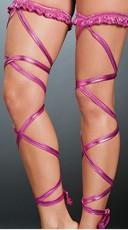 Metallic Leg Wrap