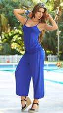 Harem Billow Summer Jumpsuit