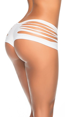 Slashed Side Panty