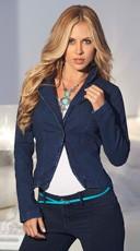Classic Blue Denim Jacket