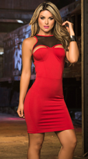 Demi Cup Party Dress