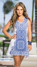 Mediterranean Sun Dress
