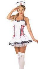 Sailboat Sailor Costume