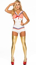 Ahoy Sailor Lingerie Costume