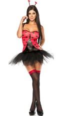 Ladybug Hottie Costume