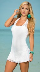 Two Piece Convertible Beach Dress