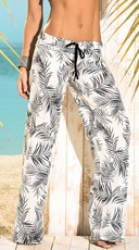Pretty In Palms Beach Pants