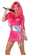Rockstar Gem Costume