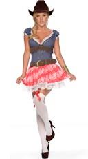 Cowgirl Hottie Costume