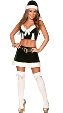 Santas Naughty Helper Costume