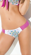 Exclusive Pretty In Patterns Bikini Bottom