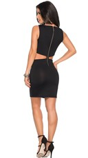 Zip Me Down Crop Top Dress