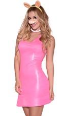 Sexy Pink Piggie Costume