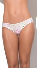 Perfectly Pastel Bikini Bottom