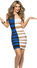 """""""What Is The Color?"""" Dress Costume"""