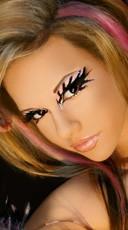 Electric Glitter Eye Kit