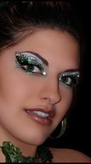Envy Green Glitter Eye Kit