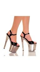Rockstar Babe Platform Sandal