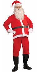 Basic Santa Claus Costume