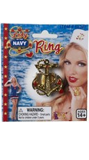 Lady In The Navy Ring