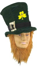 Irish Hat with Beard